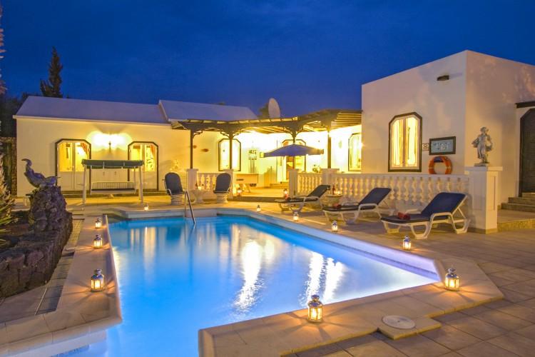 Villa Dulce Corazon - Lanzarote - Oliver's Travels