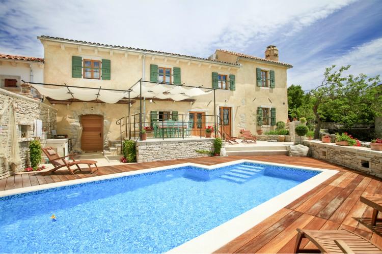 Villa Gelice - Istria - Oliver's Travels