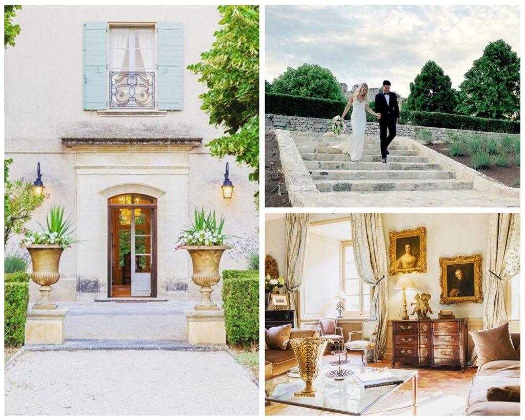 Chateau du Vieux Palais, Provence - Oliver's Travels