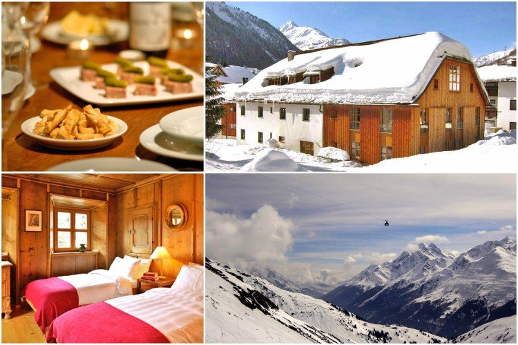 Ski Chalets in Europe