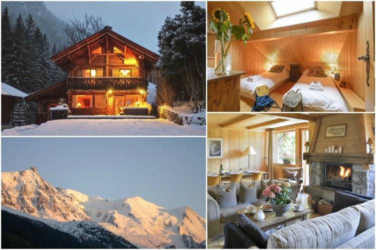 Chalet Sibyla - Chamonix - Oliver's Travels - ski chalets in Europe