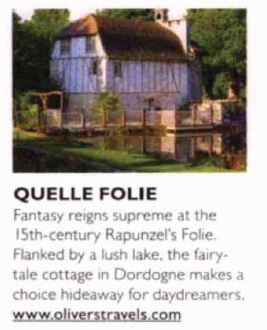 France Today - Rapunzel's Folie - Oliver's Travels