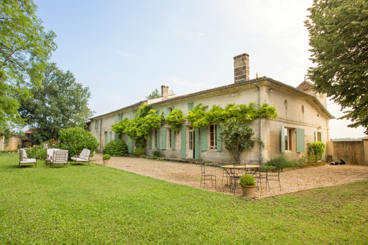 Maison du Vin - Aquitaine - Oliver's Travels - Villas in Aquitaine