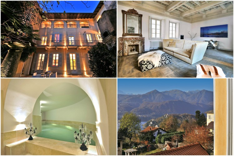 Palazzo Novara - Italian Lakes - Oliver's Travels