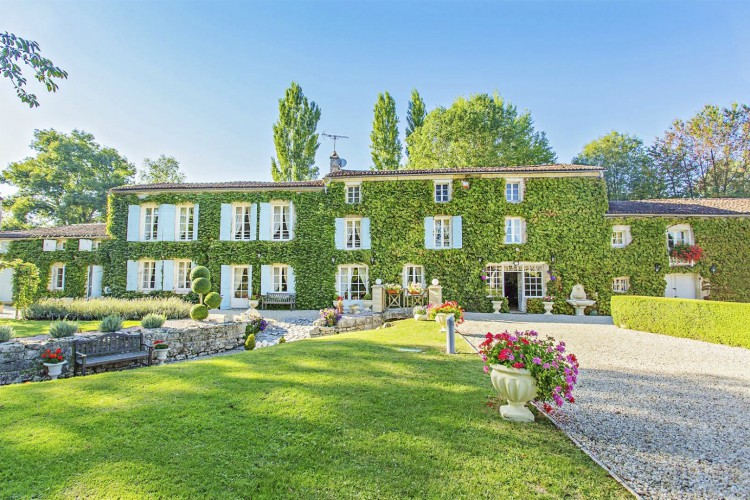 The Millhouse - Aquitaine - Oliver's Travels - Villas in Aquitaine