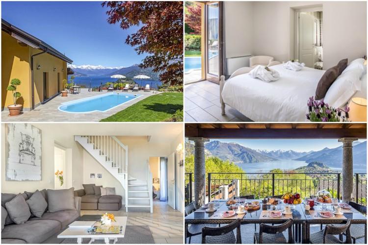 Villa Sonni - Italian Lakes - Oliver's Travels