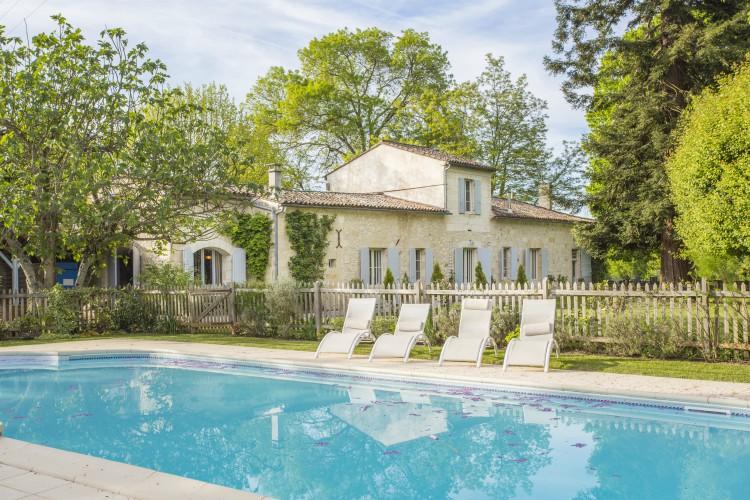 Villa le Priotlet - Aquitaine - Oliver's Travels - Villas in Aquitaine