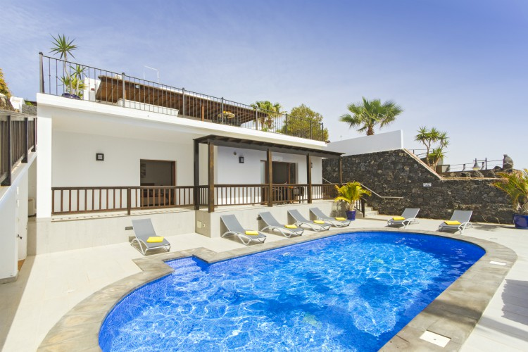 Casa Anahi - Lanzarote - Oliver's Travels