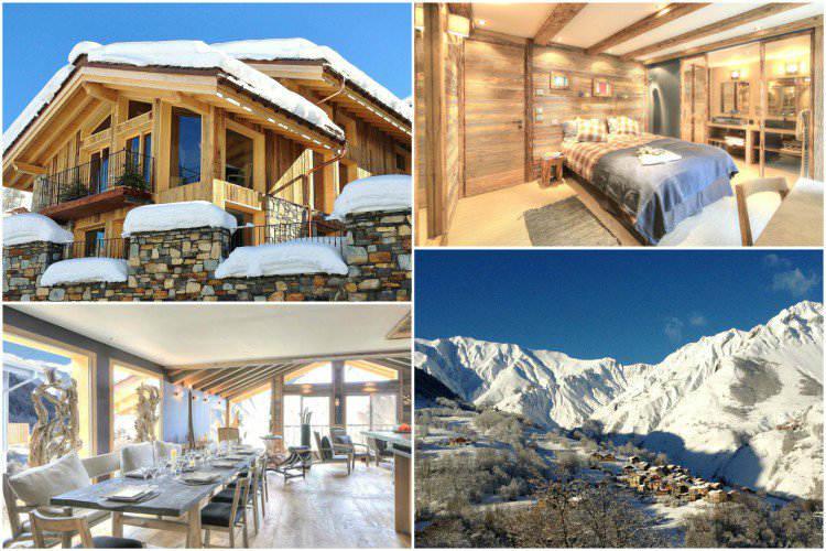 Chalet Martin,St Martin de Belleville - Oliver's Travel | Ski Chalets in Europe