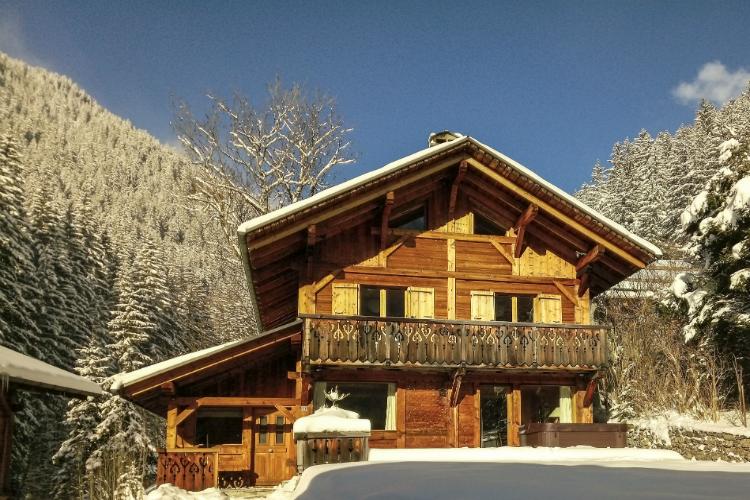 Chalet Sibyla - Chamonix - Oliver's Travels
