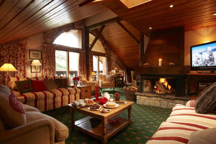 Chalet l'Etincelle, Meribel - Oliver's Travels