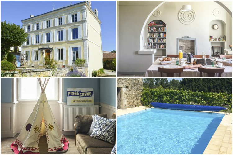 Maison Charente - Vendee & Charente - Oliver's Travels