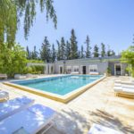 Pool Villa Orangerie, sleeps 6, prices from £55pppn
