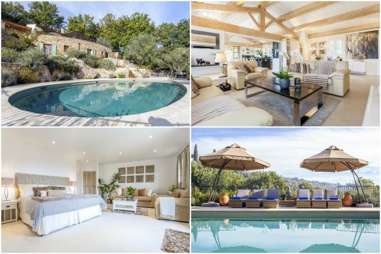 Villa Jolie - Cote d'Azur - Oliver's Travels
