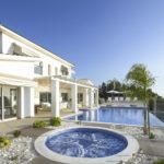 Villa Kissonerga, sleeps 10, prices from £61pppn