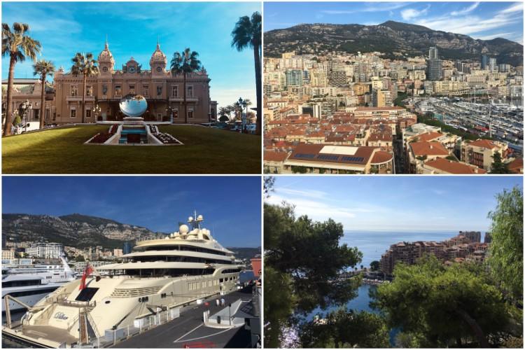 Monaco, South of France