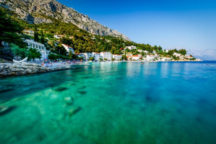 Transparent Turquoise Adriatic Sea guide to Dubrovnik