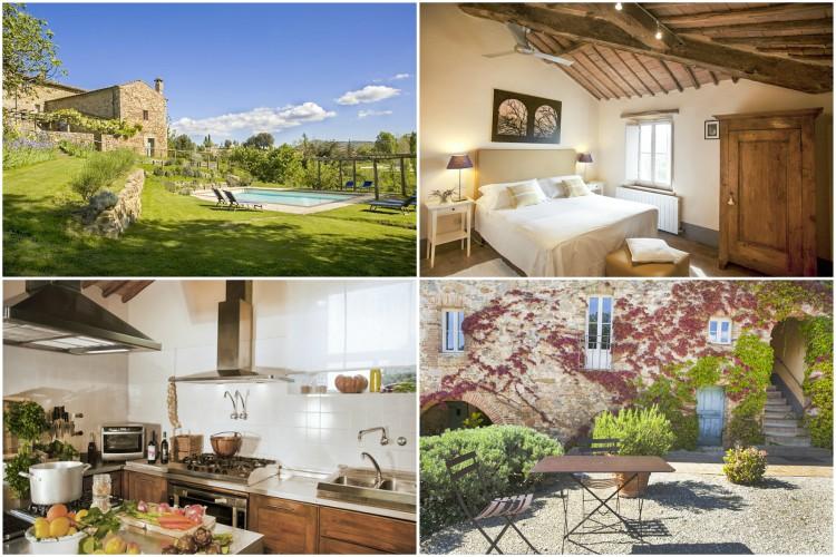 Villa Leccio - Tuscany - Oliver's Travels