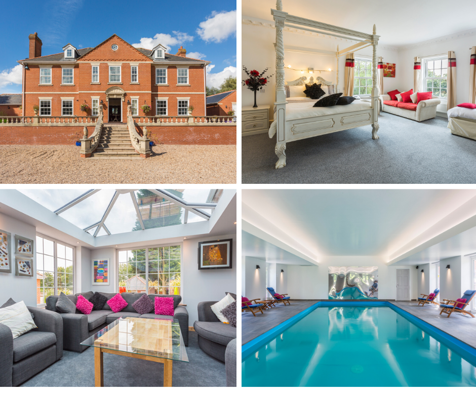 Highton Manor Spa & Estate – Oliver's Travels