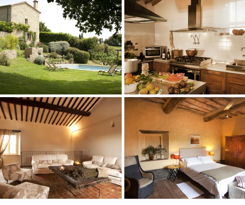 Villa Leccio – Tuscany – Oliver's Travels
