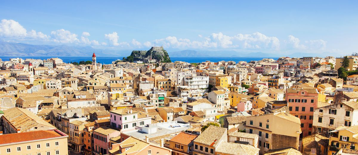 Corfu blog header