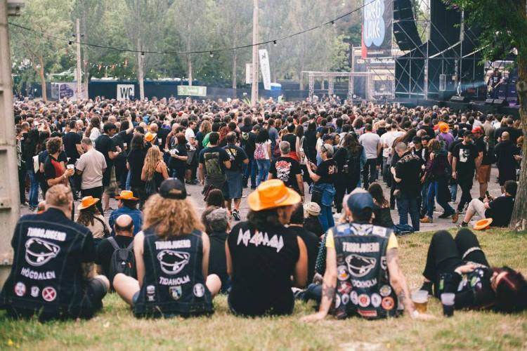 Azkena Rock Festival - Picture credit Azkena FB page