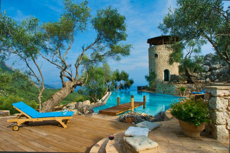 Magic Rocks - Corfu - Oliver's Travels