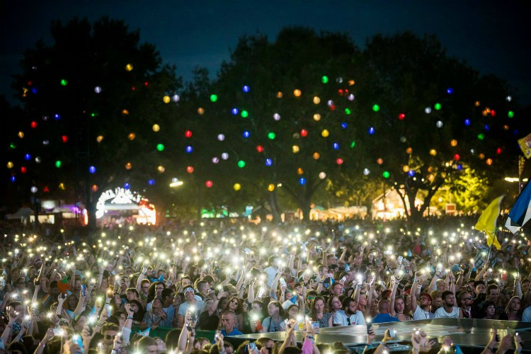 Sziget Festival - Picture credit Rockstar Photographers Music Festivals in Europe