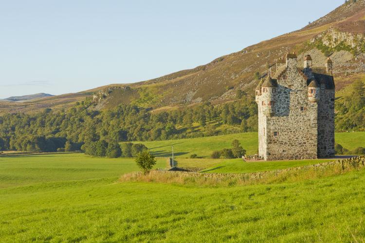 The Fortalice - Scottish Highlands - Oliver's Travels