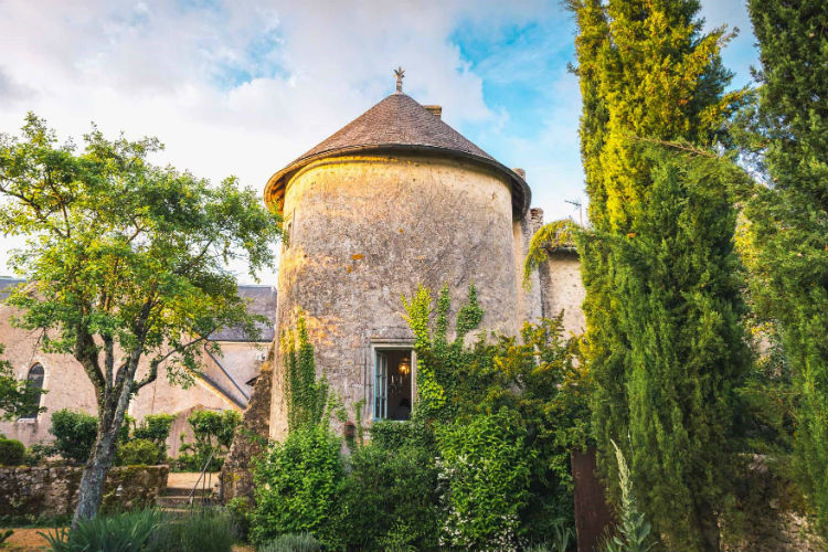 Tour St Therese - Charente - Oliver's Travels