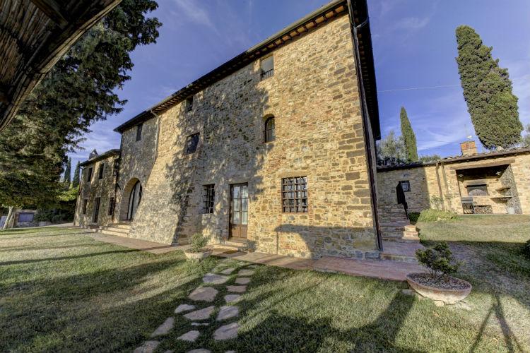 Villa Cecconi - Tuscany -Oliver's Travels