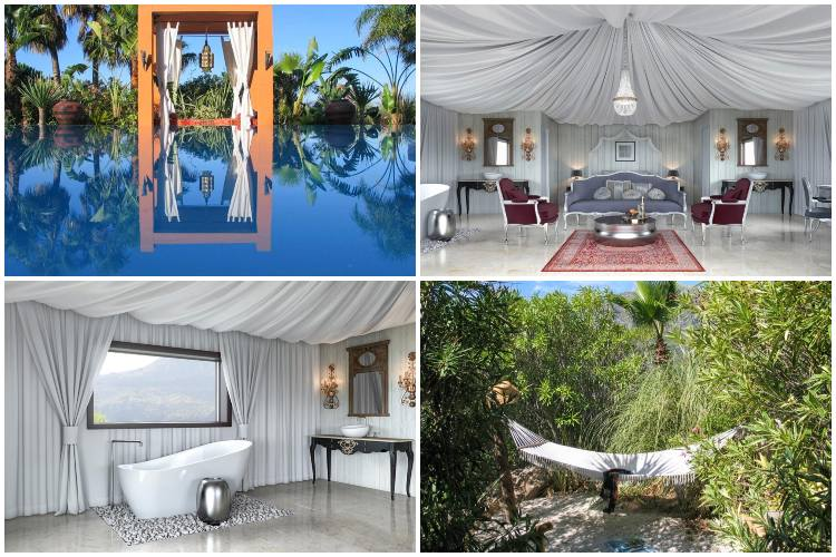 Bambu Luxury Tent - Estepona - Oliver's Travels