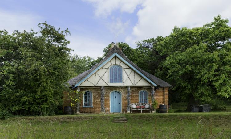 fairytale cottage