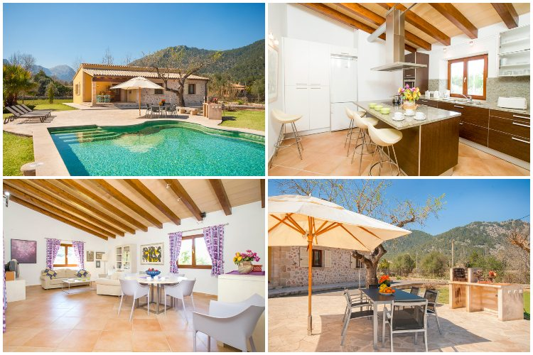 Las Violetas - Mallorca - Oliver's Travels