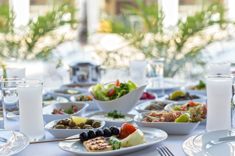 Visit turkey for the Meze and Raki