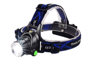 Head Torch - Best Gifts for Travellers