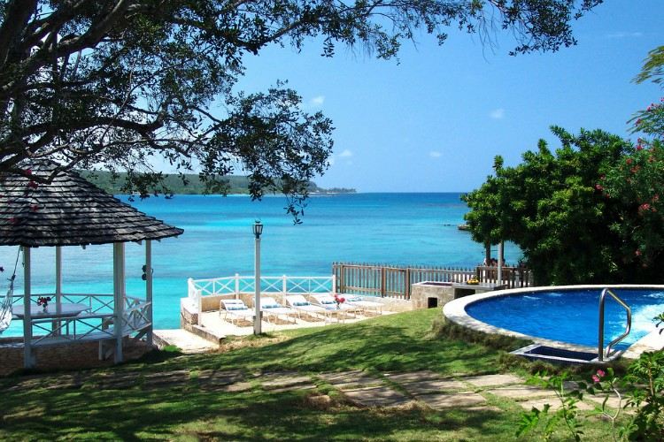 Sea Haven on Discovery Bay - Jamaica- Oliver's Travels