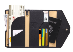 Travel Document Wallet - Best Gifts for Travellers