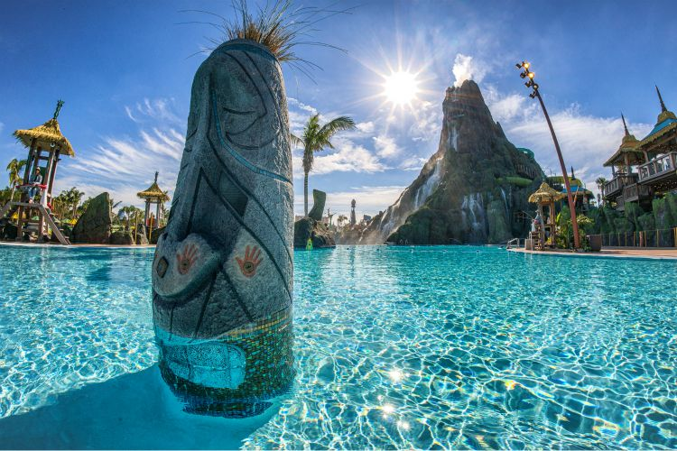 Volcano Bay. Picture credit Mike Sperduto theme parks in Florida