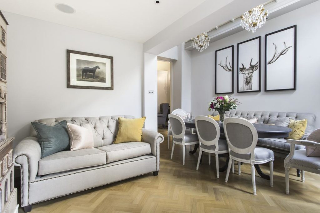 holiday homes in London