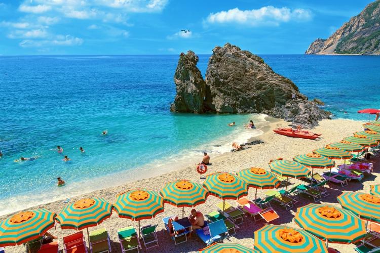 Italian Riviera itinerary