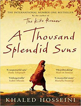 A thousand splendid suns holiday reads