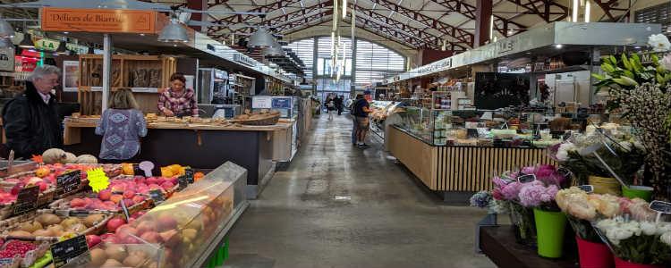 Halles Market Biarritz