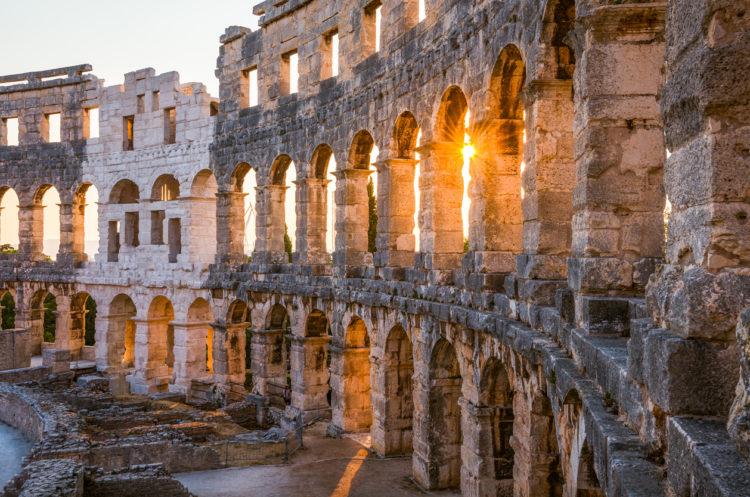 Pula Coliseum