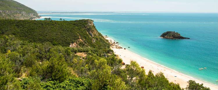 Parque Natural da Arrábida Lisbon Coast