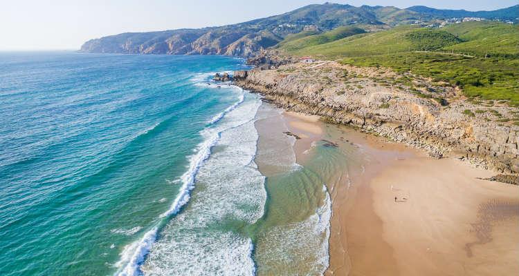 Praia do Guincho best beaches in lisbon