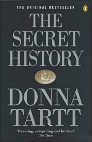 Secret History Donna Tart books holiday reads
