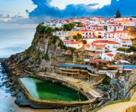 Azenhas do Ma Sintra Lisbon Coast