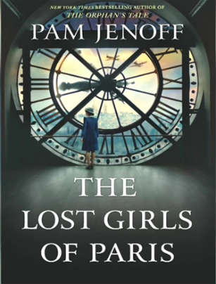 The Lost Girls of Paris holiday reads