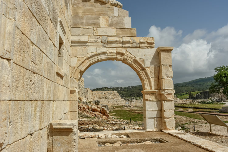Ancient lycian city things to do Kalkan